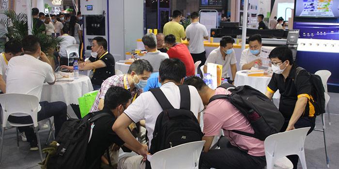 Gran éxito en la Expo APPP de Shanghái 2020