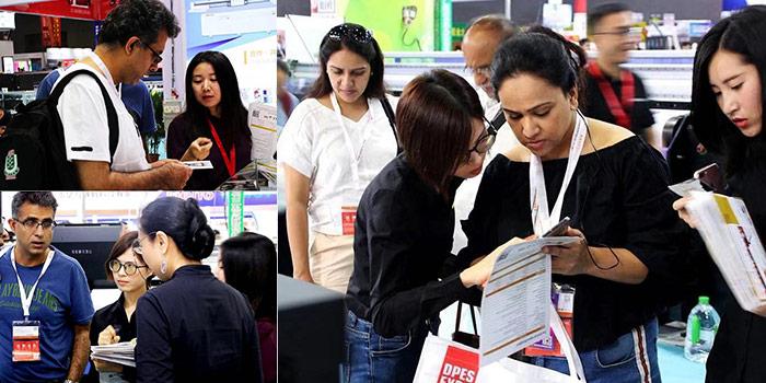 DPES Sign Expo China 2019 en Guangzhou