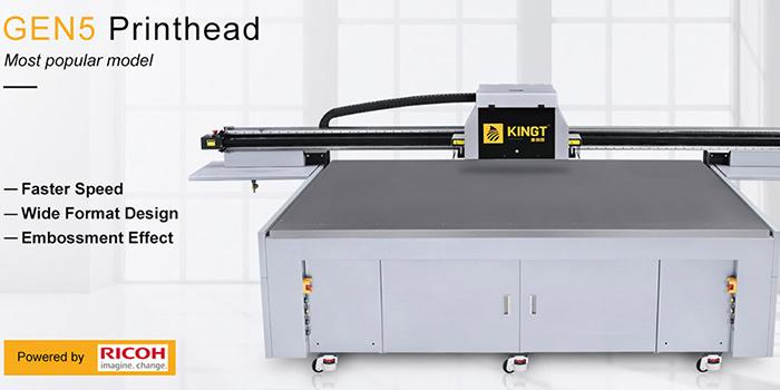 Ventajas de las impresoras de cama plana UV para la industria