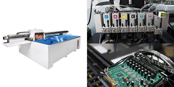 Cómo mantener la impresora de cama plana UV