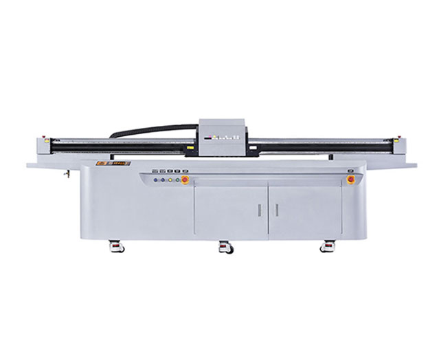 Impresora de cama plana LED UV de alta velocidad