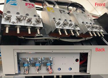 Dispositivo de calentamiento para el tanque de tinta secundario (Gen5 actualizado)