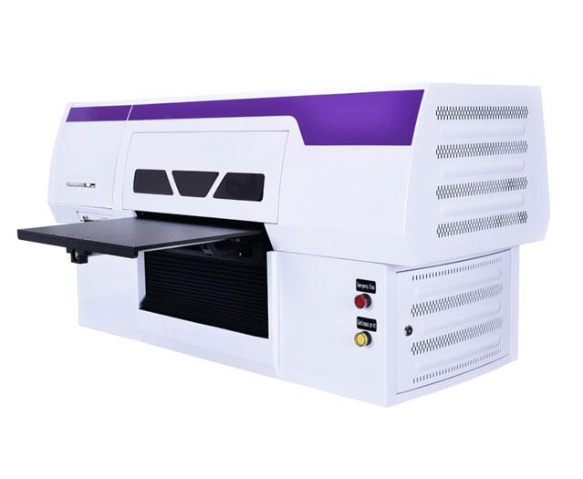 impresora de cama plana UV de escritorio