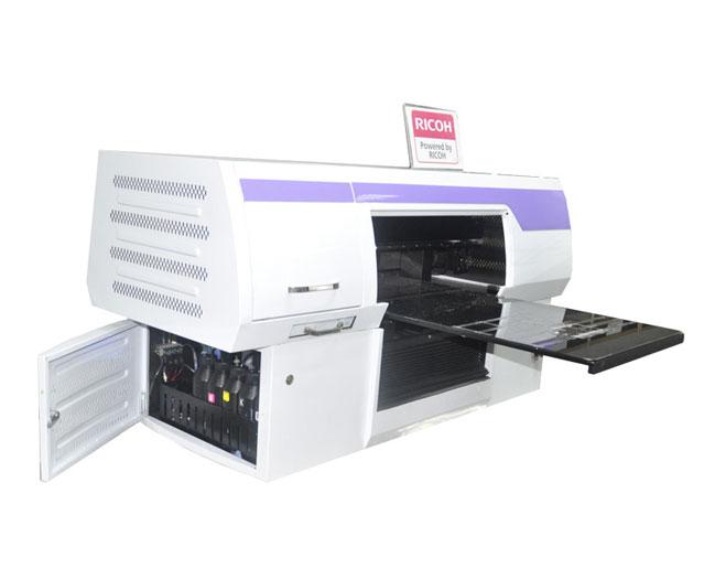 impresora UV de pequeño formato