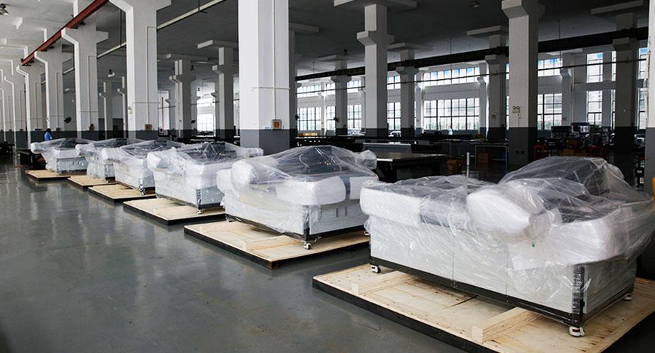 Los 3 principales fabricantes de impresoras uv con cabezal de impresión Ricoh